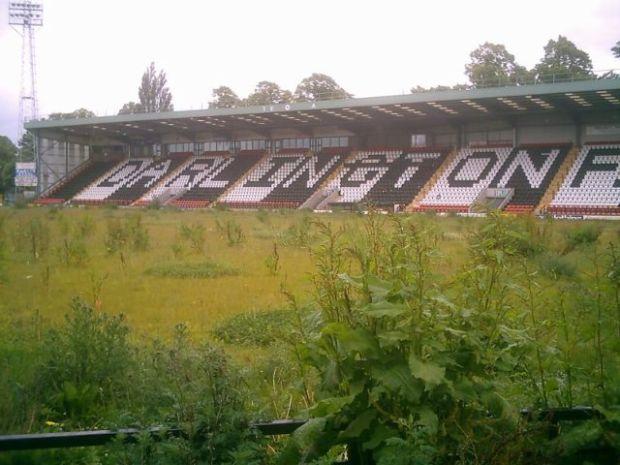 Stadion Sepak Bola Memprihatinkan