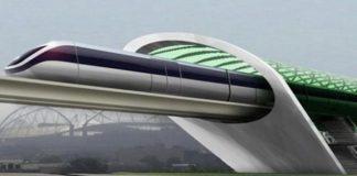 Hyperloop di Indonesia