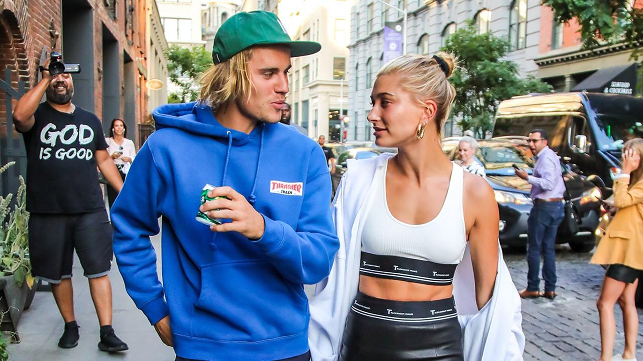 Justing Bieber dan Hailey Baldwin