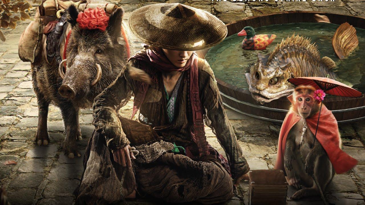 Jangan Tuntut Ilmu ke Negeri Cina journey to the west sun go kong