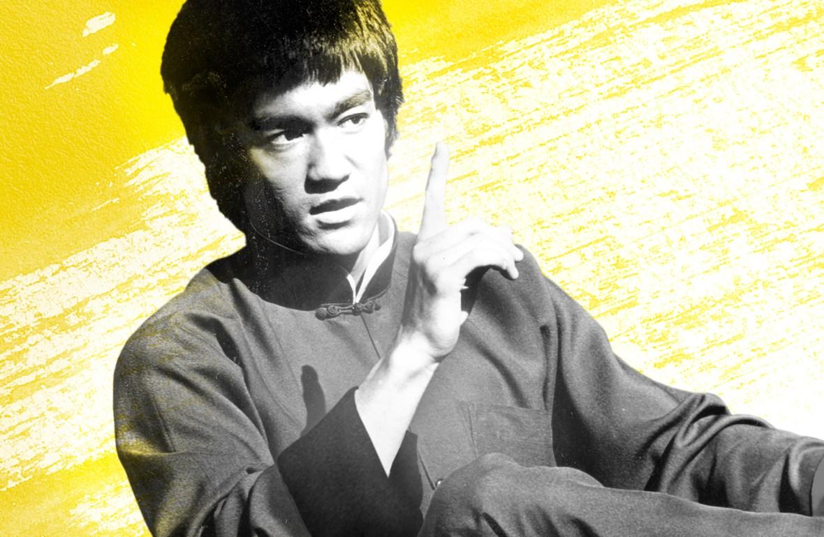 Enter The Dragon Bruce Lee