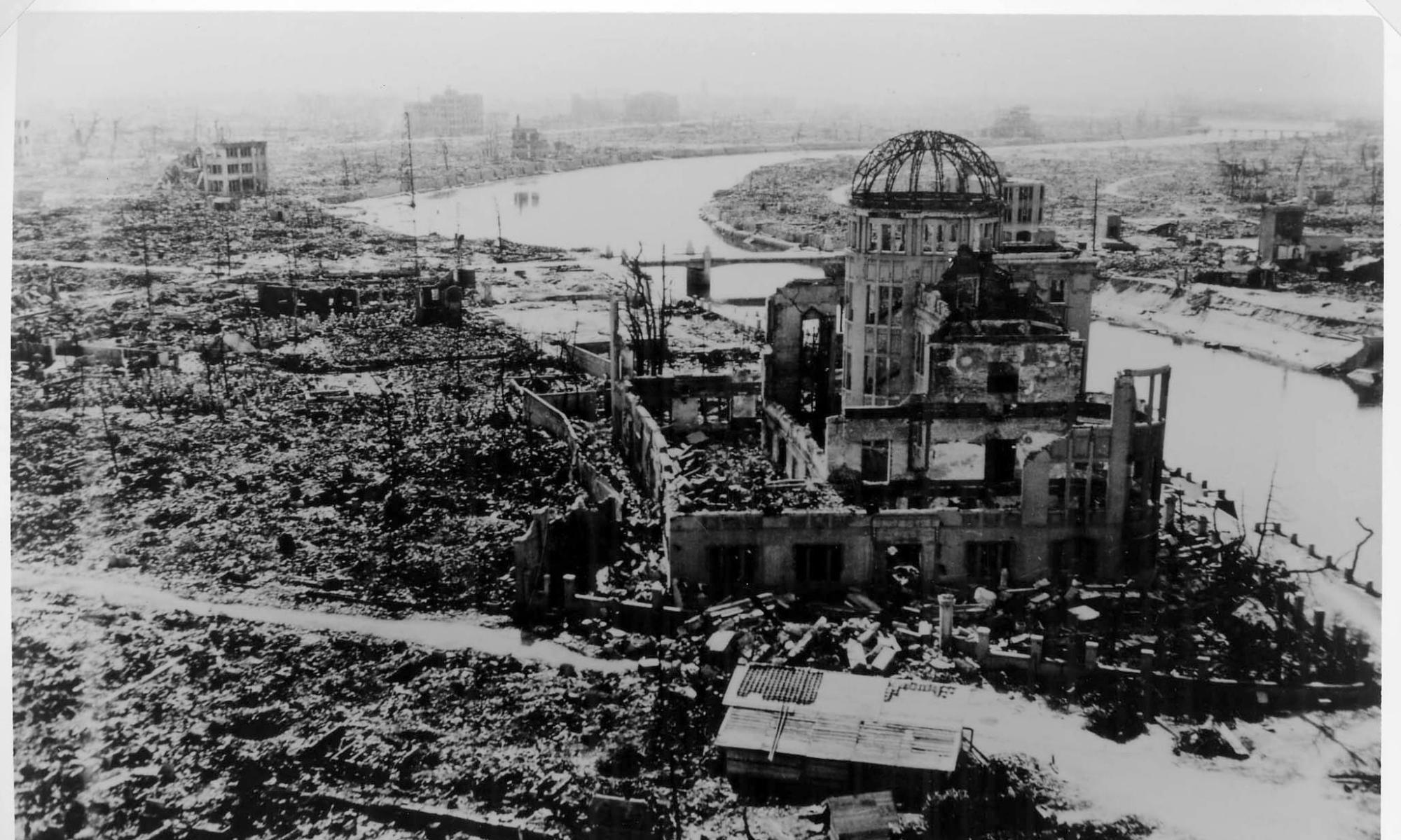 #Sejarah Hari Ini: Langit Kelabu di Hiroshima