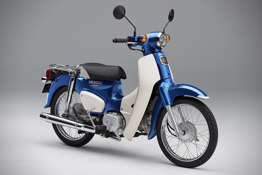 Ntap Gaes, Motor Bebek Termahal di Indonesia, Desainnya Retro Banget