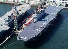 dua kapal perang jepang karam di Samudera Pasifik