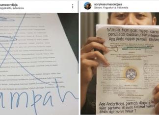Viral Skripsi Mahasiswa Ditulisi Sampah, Dosen Klarifikasi
