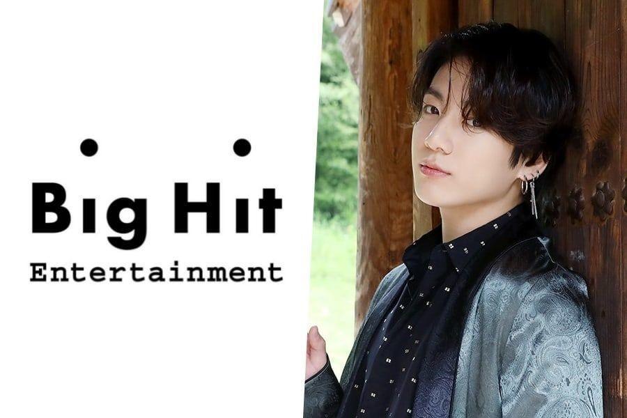 Big Hit Entertainment - JungKook