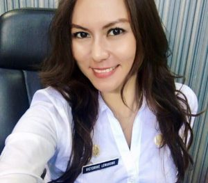 Victorine Lengkong alumni STPND