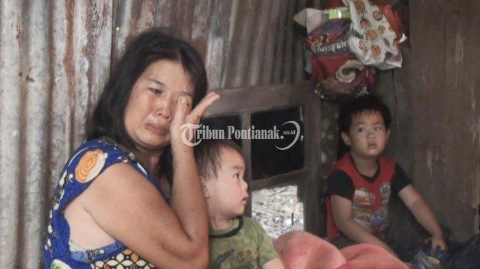 Photo of PENYEBAB Keluarga Lena Huni Gubuk Bermaterial Seng Bekas Kandang Ayam, Anak Terpaksa Putus Sekolah