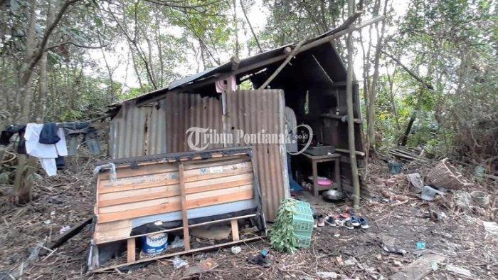 PENYEBAB Keluarga Lena Huni Gubuk Bermaterial Seng Bekas Kandang Ayam, Anak Terpaksa Putus Sekolah