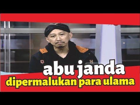 Soal Cadar Bukan Syariat, Abu Janda Sampai Manggut-manggut