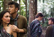9 Potret Nadine & Dimas Anggara