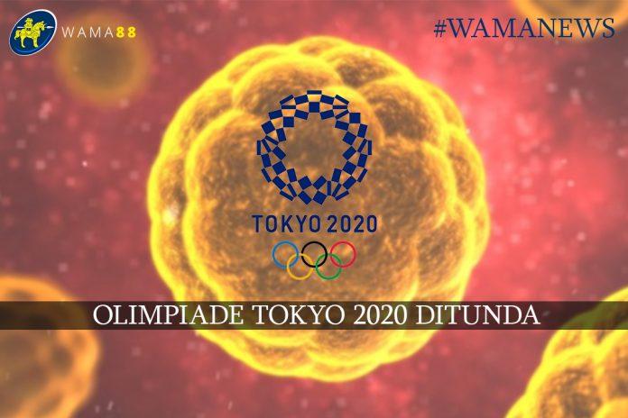 Olimpiade Tokyo 2020 Diundur karena Corona