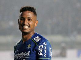 Striker Persib Wander Luiz