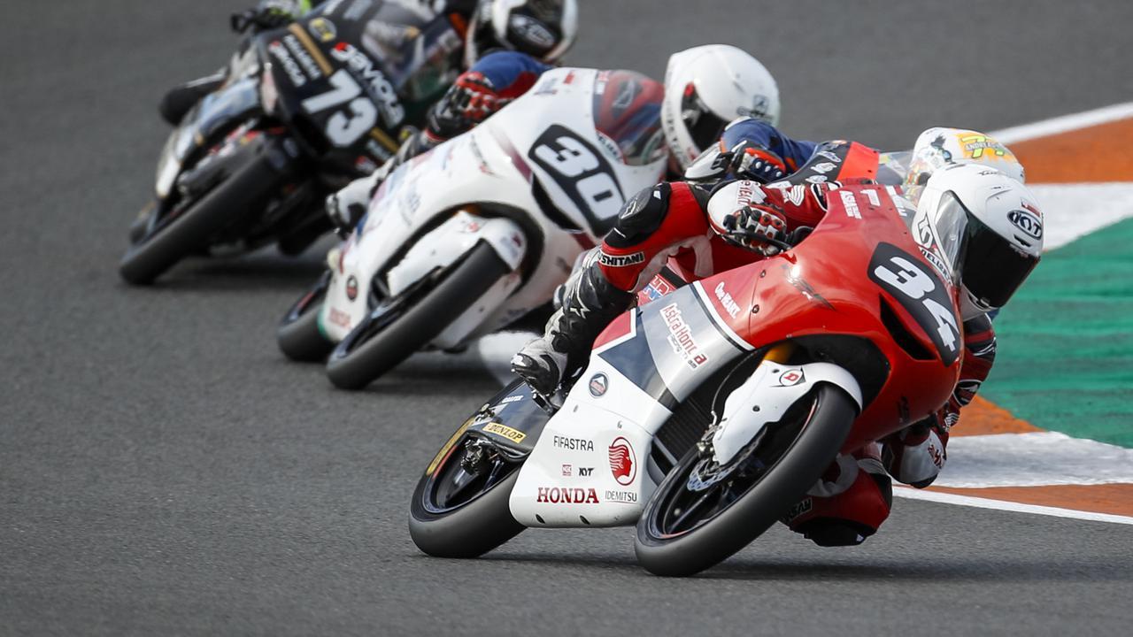 Mario Suryo Aji Pembalap Indonesia Percaya Bisa Tembus MotoGP