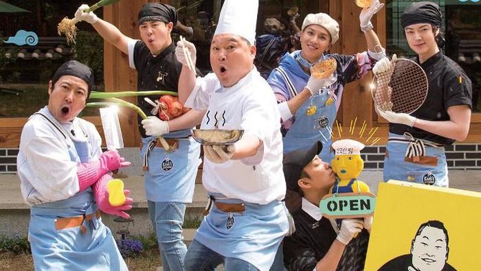 3 Variety Show Korea Pasti Bikin-Laper!