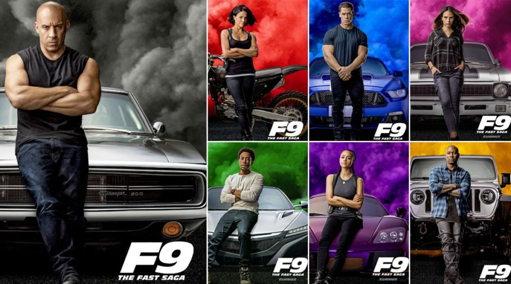 trailer Film fast and furious 9 Terbaru