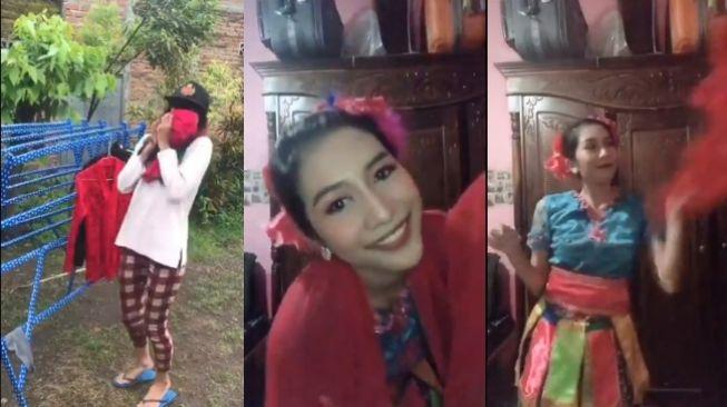 Pengguna Tiktok Merayakan Hari Kartini Dengan #Passthesampur