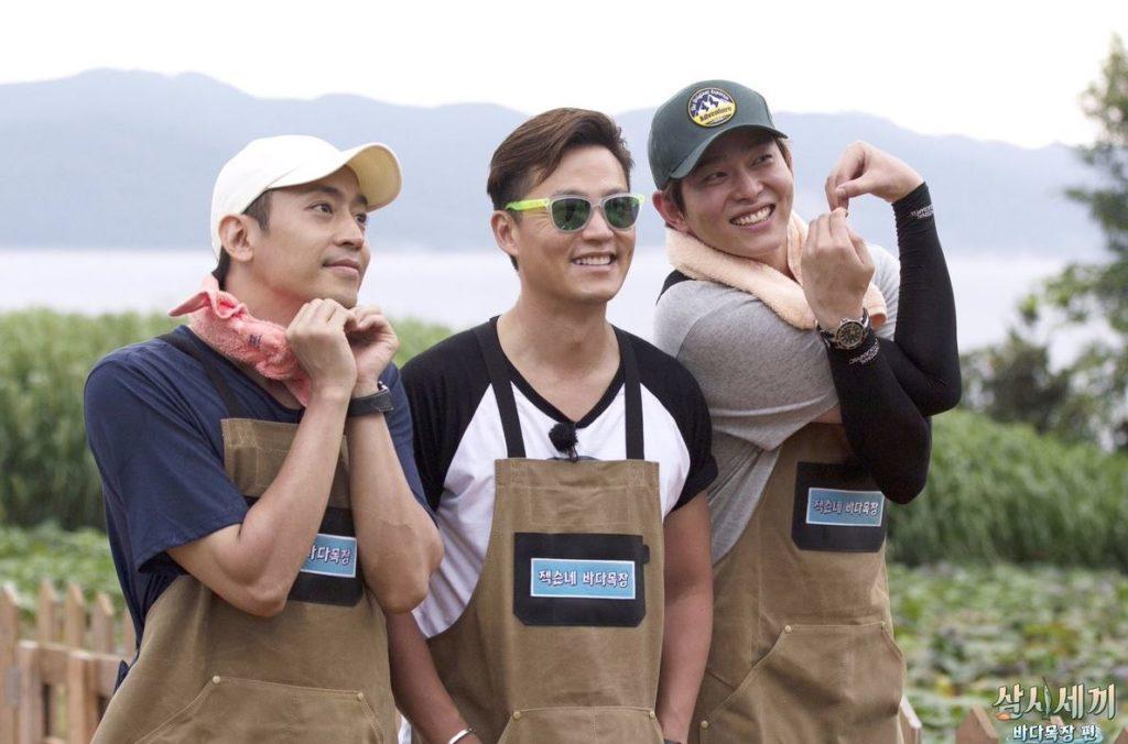 Variety Show Korea Three Meals a Day