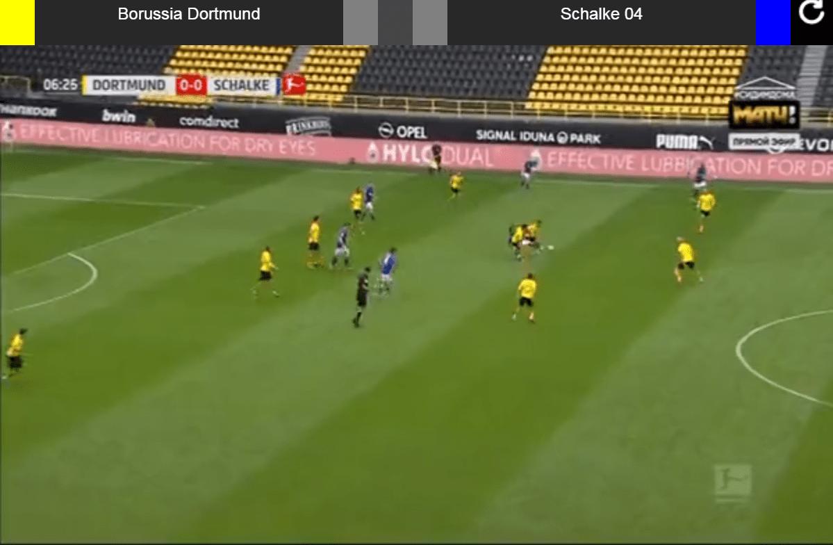 Jadwal pertandingan Bundesliga