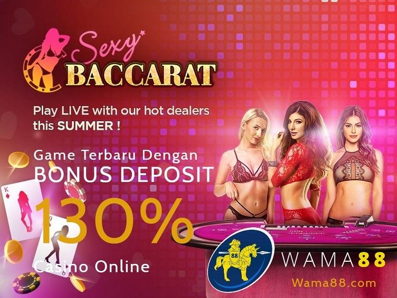 Game Sexy Baccarat Wama88