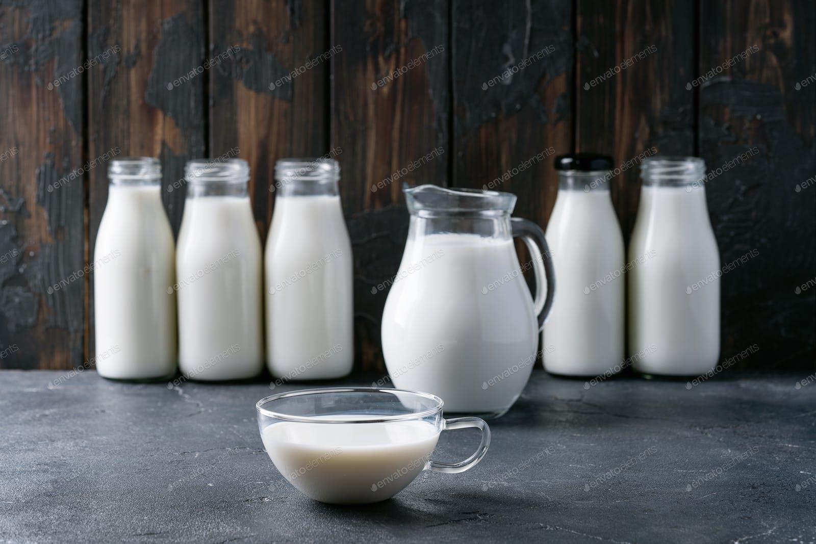 Berbagai manfaat susu untuk kesehatan