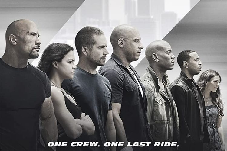 Karakter Brian O'Conner di Fast & Furious