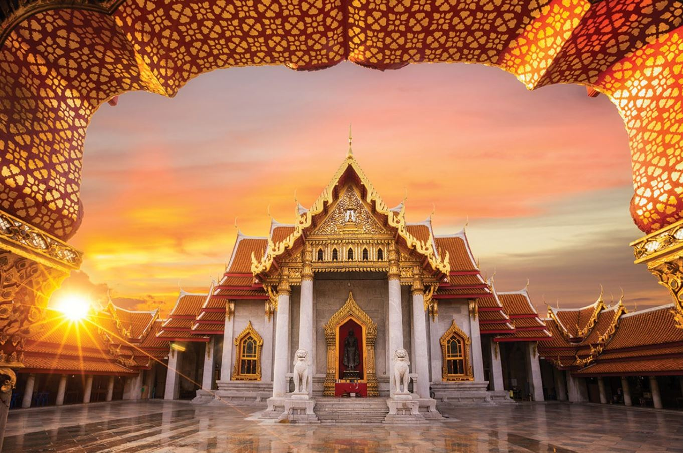Photo of 3 Tempat Wisata Bangkok yang Wajib Kamu Kunjungi
