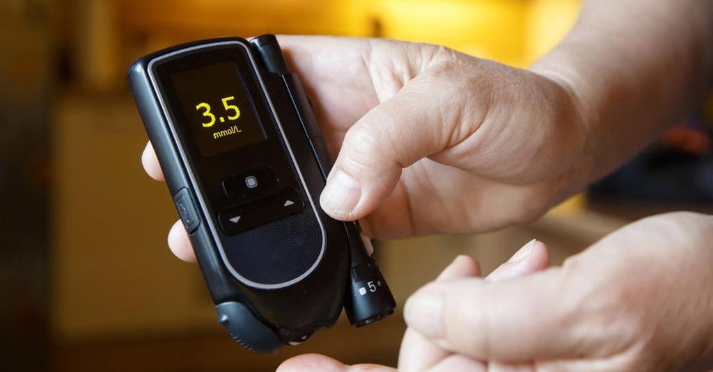 waspadailah gejala penyakit diabetes