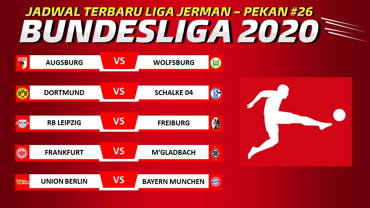 Pemain Liga Jerman 2019-2020 yang Mencuri Perhatian