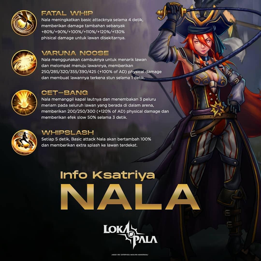Lokapala - Nala