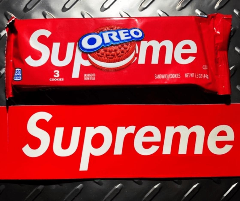 Oreo Supreme Terjual Dengan Harga Fantastis oreo supreme - Viralnesia