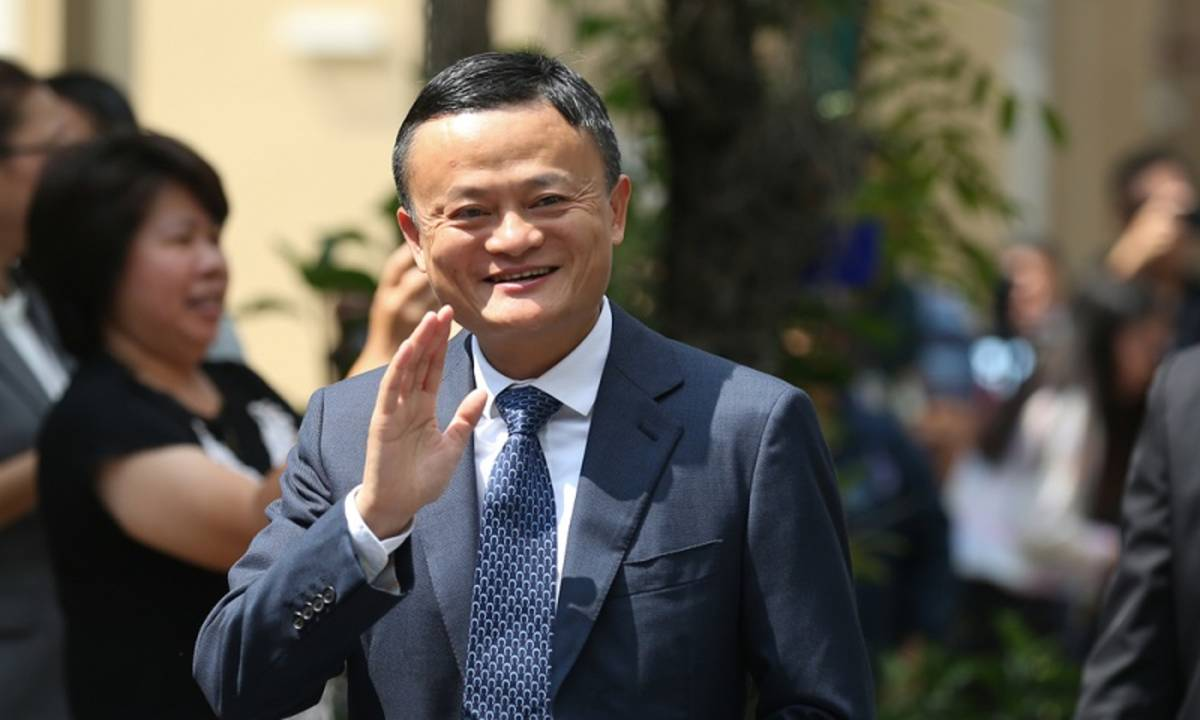 Jack Ma Dan Kata Bijak Penuh Makna