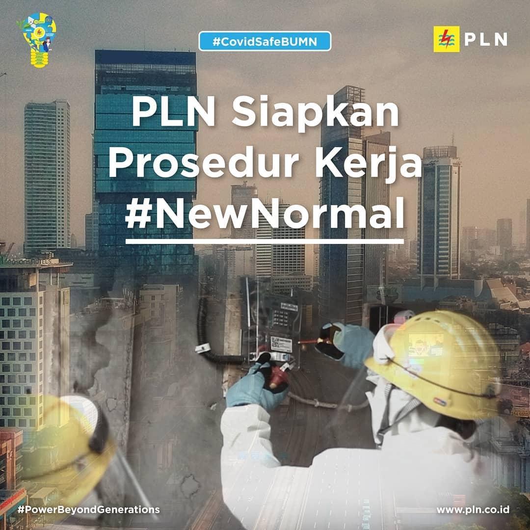 Website PLN