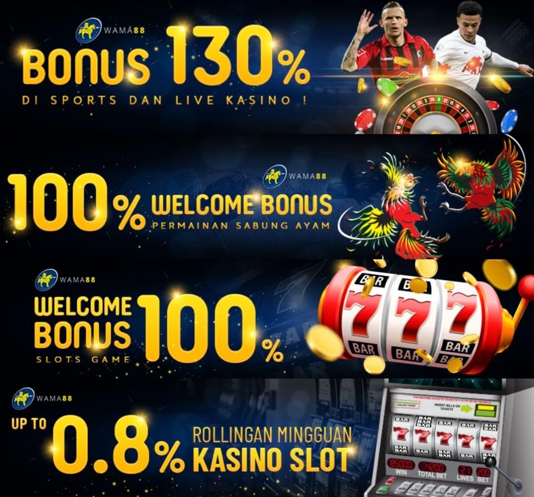 Wama88 Bonus