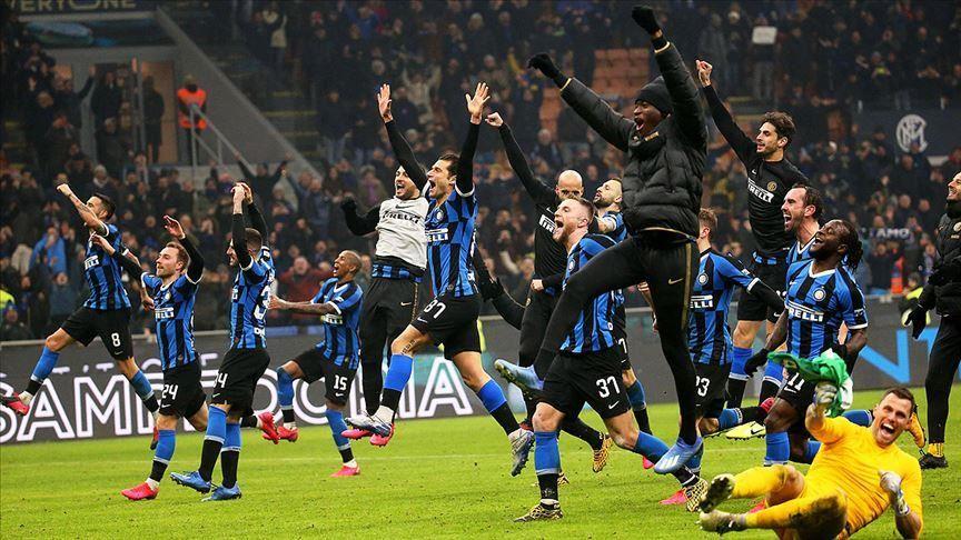tes Corona Inter Milan