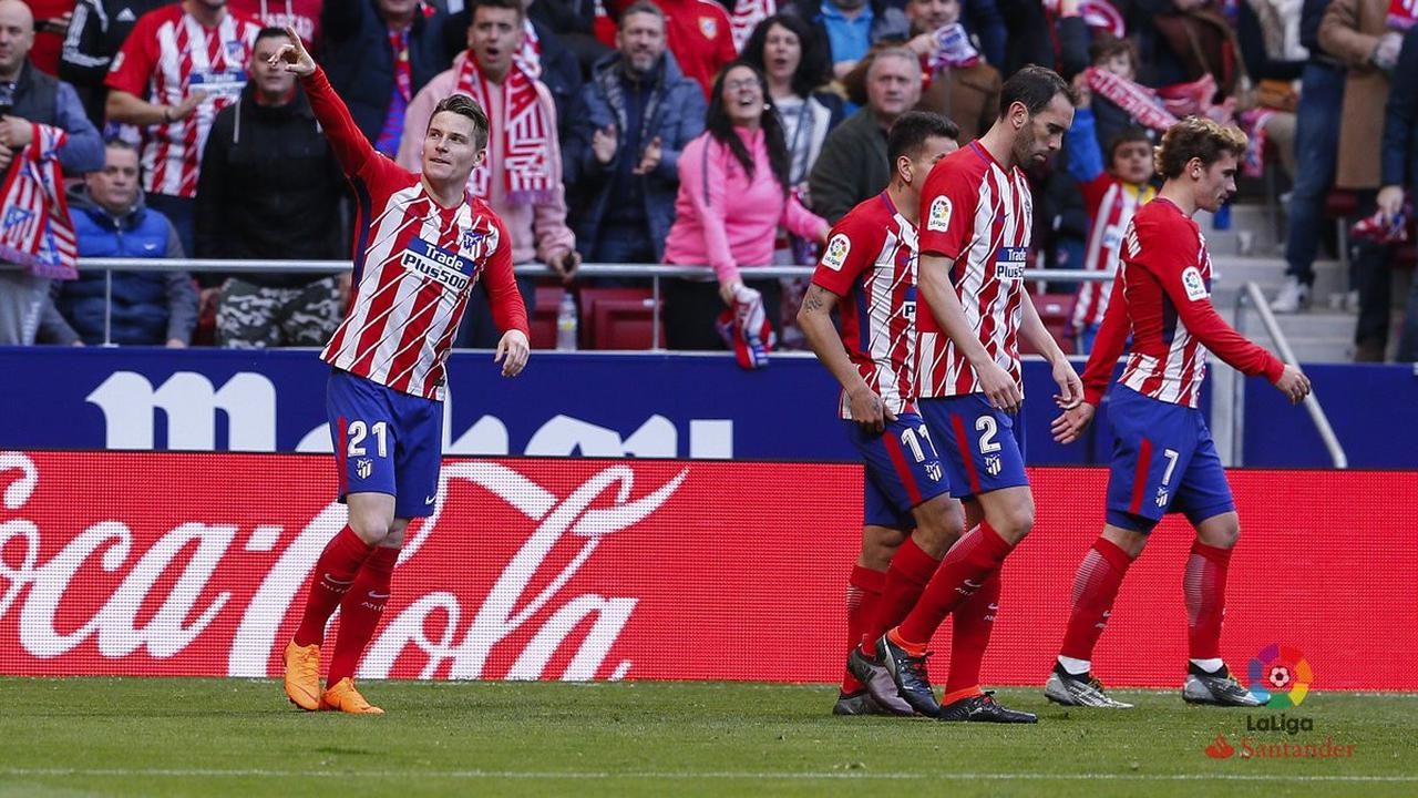 Atletico Madrid vs Valladolid