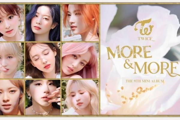 Comback dengan minialbum More&More