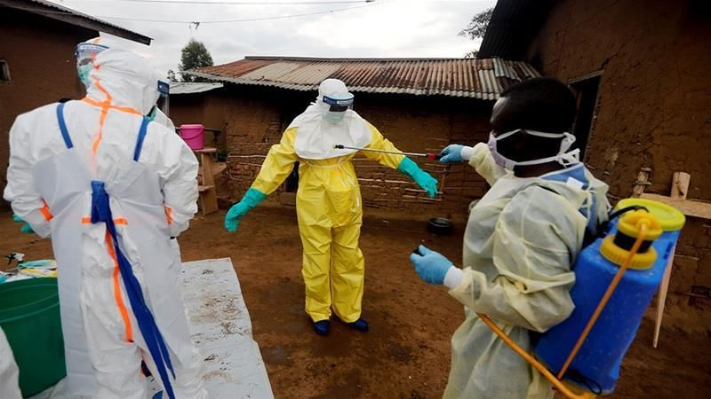 Ebola Kembali di Kongo