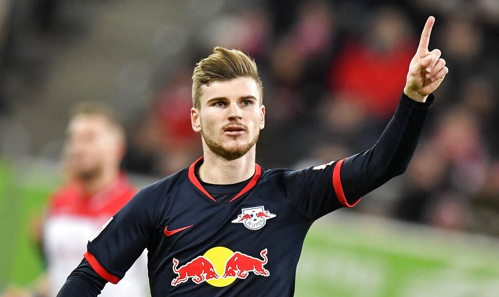 Photo of Timo Werner di Transfer ke Chelsea Musim Ini