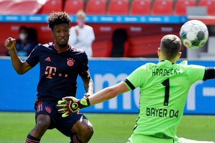 Leverkusen Vs Bayern,Bagaimana Hasilnya