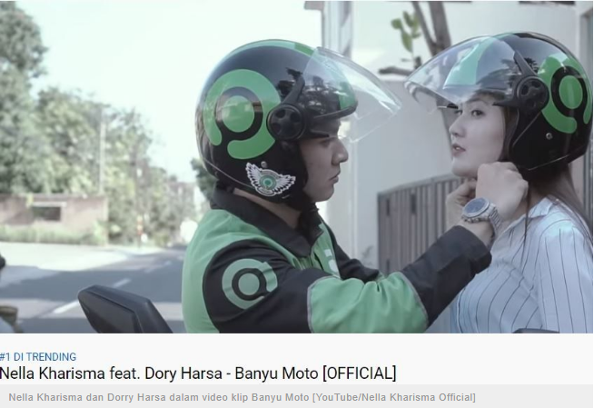 Photo of Nella Kharisma, Lagu Barunya Trending No 1 Youtube