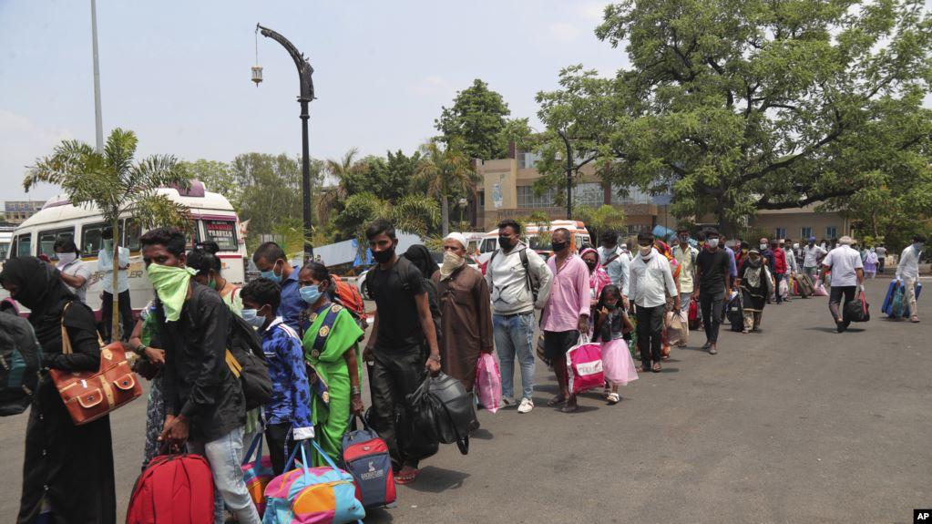 Lockdown di India Berakhir, Meski Angka Infeksi Melonjak Tajam