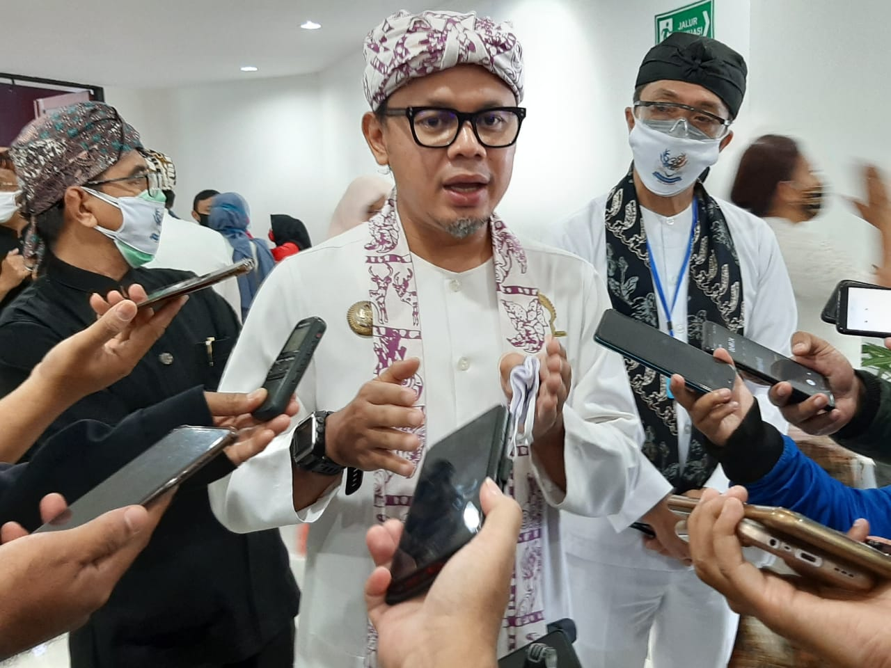 Penyebab PSBB Bogor di Perpanjang Selama Sebulan