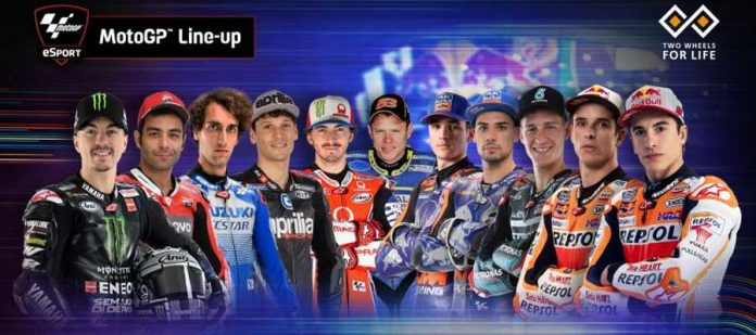 Race Virtual MotoGP