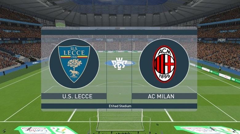LeccevsAC Milan, Selasa (26/3/2020) dini hari WIB.