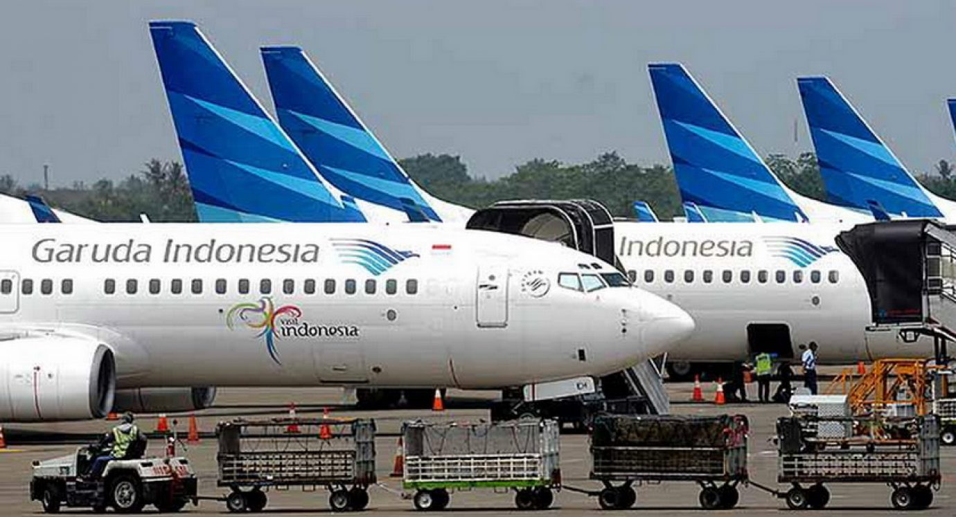 Photo of Garuda Indonesia PHK 181 Pilot