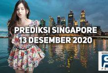 Photo of Prediksi Togel Singapore 13 Desember 2020