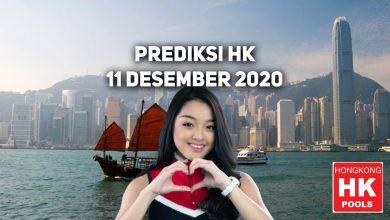Photo of Prediksi Togel Hongkong 11 Desember 2020