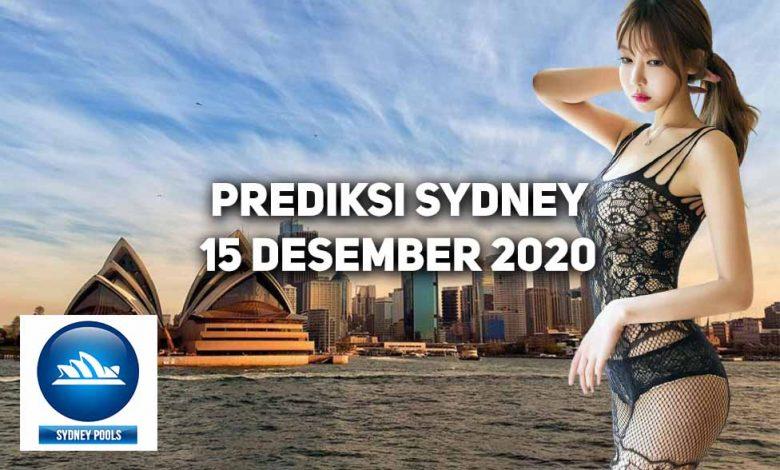 Prediksi Togel Sydney 15 Desember 2020  - Viralnesia