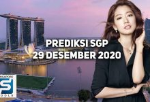 Photo of Prediksi Togel Singapore 29 Desember 2020